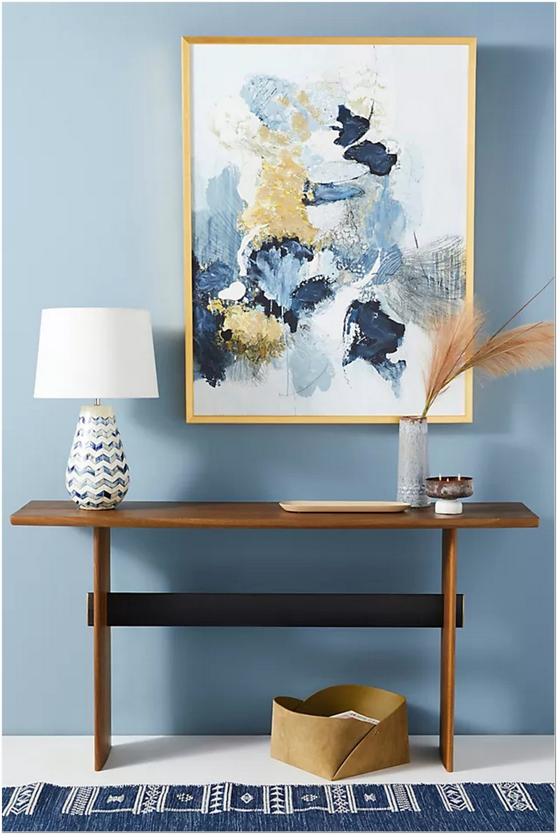 10 Suitable Hallway Console Tables Tidy Up Any Space